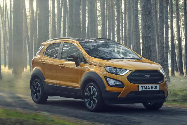 Ford EcoSport: ora anche Active